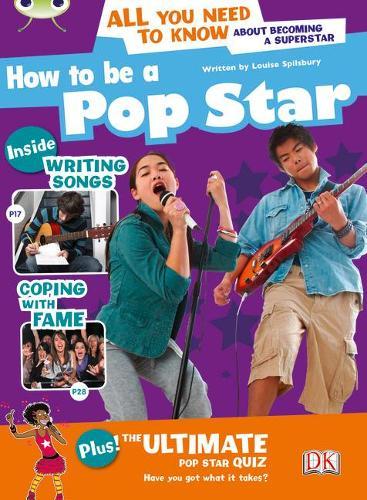 BC NF Blue (KS2) A/4B How to be a Popstar - BUG CLUB (Paperback)