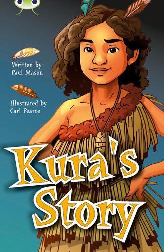 BC Blue (KS2) A/4B Kura's Story - BUG CLUB (Paperback)