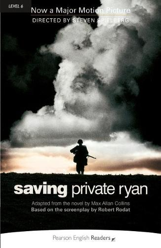 Level 6: Saving Private Ryan Book and MP3 Pack - Pearson English Graded Readers