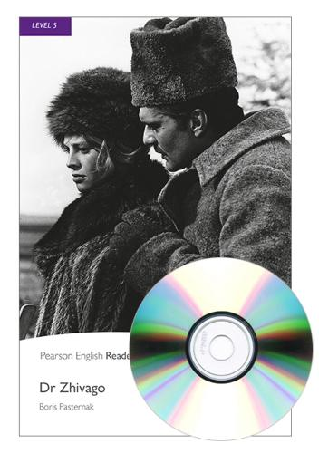 Level 5: Dr Zhivago Book and MP3 Pack - Pearson English Graded Readers
