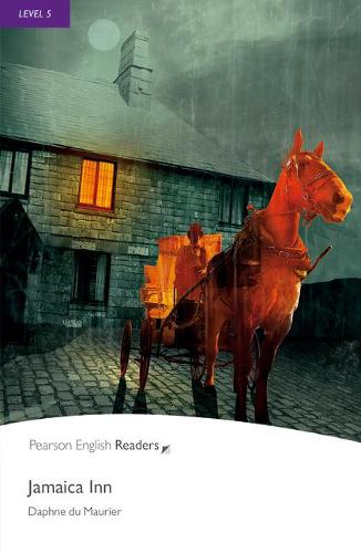 Level 5: Jamaica Inn Book and MP3 Pack - Pearson English Graded Readers