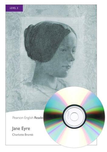 Level 5: Jane Eyre Book and MP3 Pack - Pearson English Graded Readers