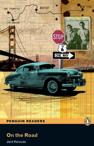 Level 5: On the Road Book and MP3 Pack - Pearson English Graded Readers
