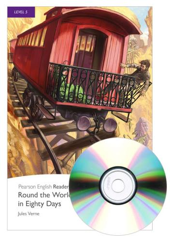 Level 5: Round the World in Eighty Days Book and MP3 Pack - Pearson English Graded Readers