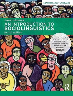 An Introduction to Sociolinguistics - Learning about Language (Paperback)