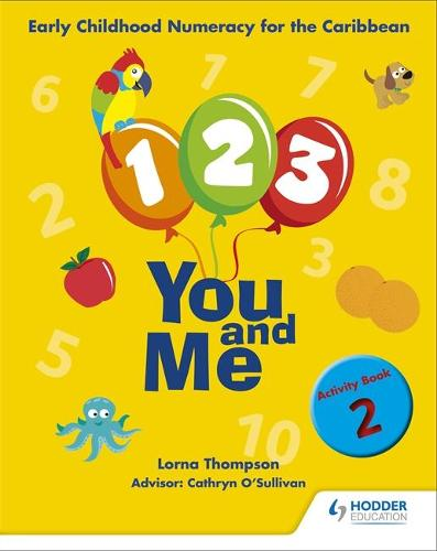 1, 2, 3, You and Me Activity Book 2 (Paperback)