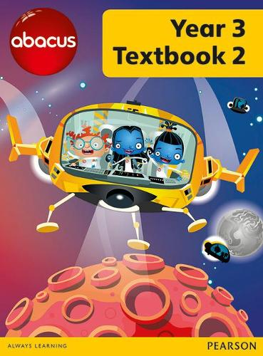 Abacus Year 3 Textbook 2 - Abacus 2013 (Paperback)