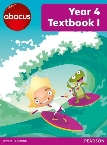 Abacus Year 4 Textbook 1 - Abacus 2013 (Paperback)