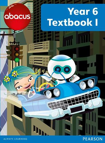 Abacus Year 6 Textbook 1 - Abacus 2013 (Paperback)