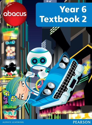 Abacus Year 6 Textbook 2 - Abacus 2013 (Paperback)