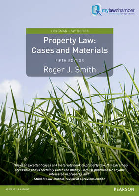 Property Law: Cases and Materials - Longman Law Series (Paperback)