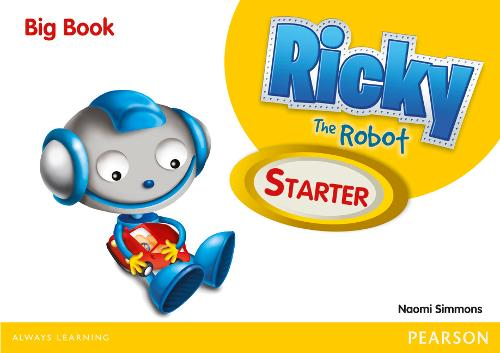 Ricky The Robot Starter Big Book - Ricky the Robot (Paperback)