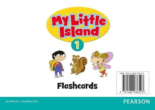 My Little Island Level 1 Flashcards - My Little Island