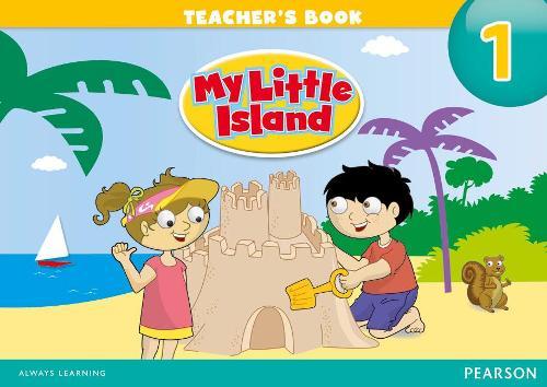 My Little Island Level 1 Teacher's Book - My Little Island (Spiral bound)