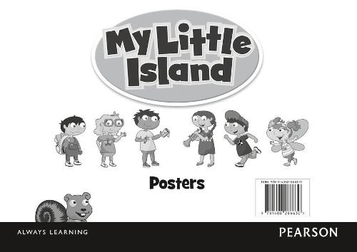 My Little Island Level 1, 2, 3 Poster - My Little Island (Poster)