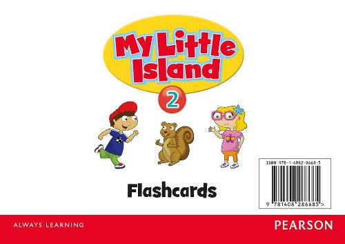 My Little Island Level 2 Flashcards - My Little Island
