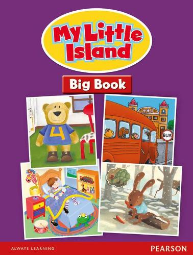 My Little Island Level 3 Big Book - My Little Island (Paperback)