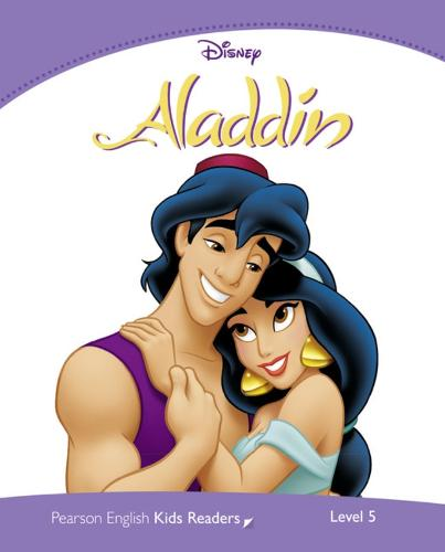 Level 5: Disney Aladdin - Pearson English Kids Readers (Paperback)