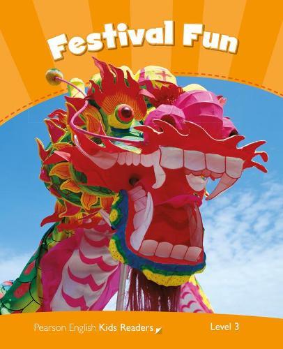 Level 3: Festival Fun CLIL - Pearson English Kids Readers (Paperback)