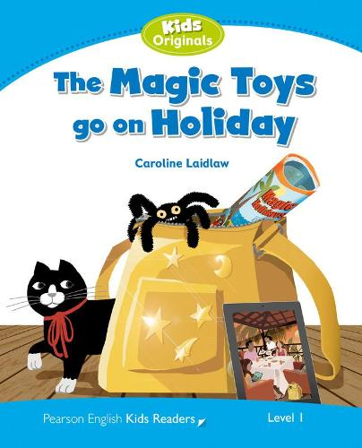 Level 1: Magic Toys on Holiday - Pearson English Kids Readers (Paperback)