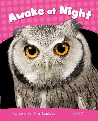 Level 2: Awake at Night CLIL - Pearson English Kids Readers (Paperback)