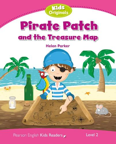 Level 2: Pirate Patch - Pearson English Kids Readers (Paperback)