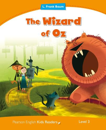 Level 3: Wizard of Oz - Pearson English Kids Readers (Paperback)