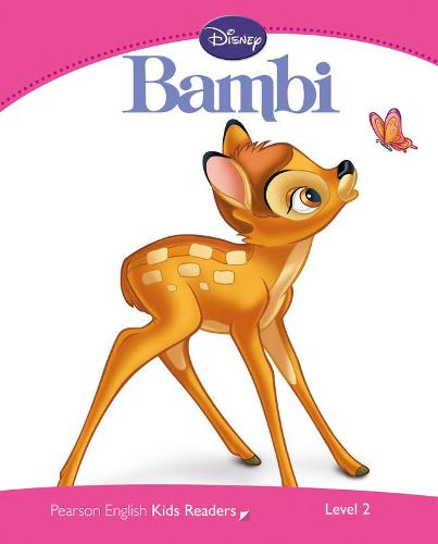 Level 2: Disney Bambi - Pearson English Kids Readers (Paperback)