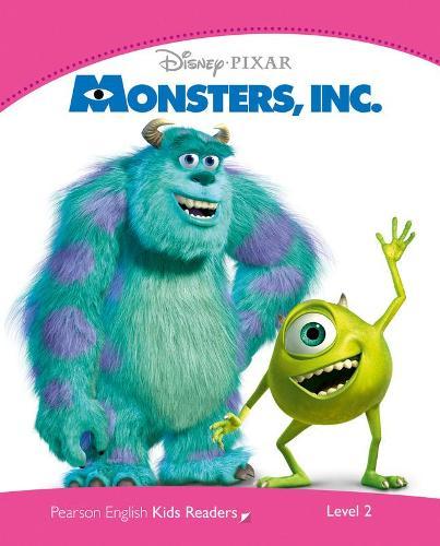 Level 2: Disney Pixar Monsters, Inc - Pearson English Kids Readers (Paperback)