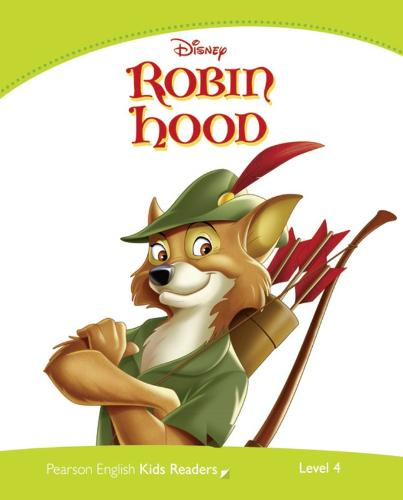 Level 4: Disney Robin Hood - Pearson English Kids Readers (Paperback)