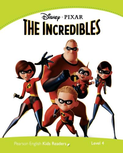 Level 4: Disney Pixar The Incredibles - Pearson English Kids Readers (Paperback)