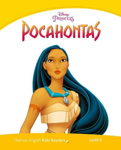 Level 6: Disney Princess Pocahontas - Pearson English Kids Readers (Paperback)