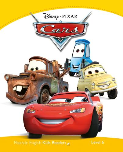 Level 6: Disney Pixar Cars - Pearson English Kids Readers (Paperback)