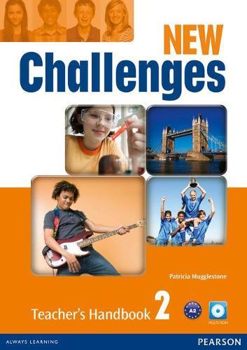 New Challenges 2 Teacher's Handbook & Multi-ROM Pack - Challenges