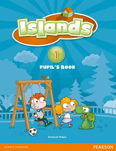 Islands Level 1 Pupil's Book plus pin code - Islands