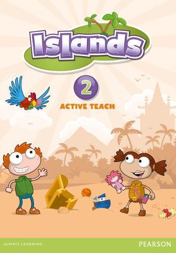 Islands Level 2 Active Teach: Islands Level 2 Active Teach 2 - Islands (CD-ROM)