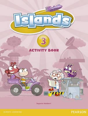 Islands Level 3 Activity Book plus pin code - Islands