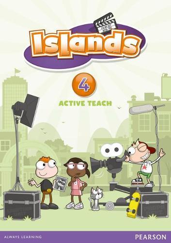 Islands Level 4 Active Teach: Islands Level 4 Active Teach 4 - Islands (CD-ROM)