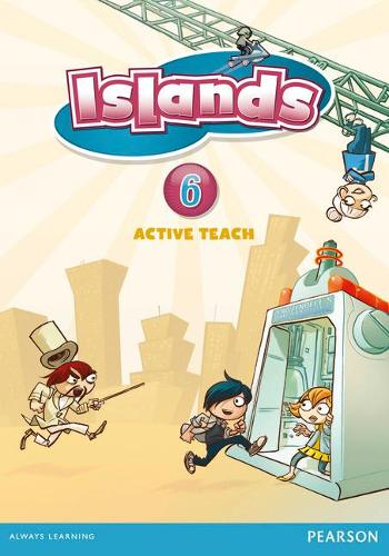 Islands Level 6 Active Teach - Islands (CD-ROM)