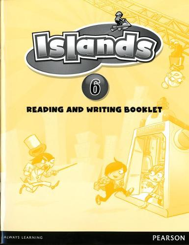 Islands Level 6 Reading and Writing Booklet - Islands (Paperback)