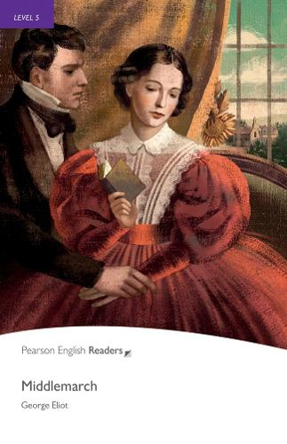Level 5: Middlemarch MP3 for Pack - Pearson English Graded Readers (Paperback)