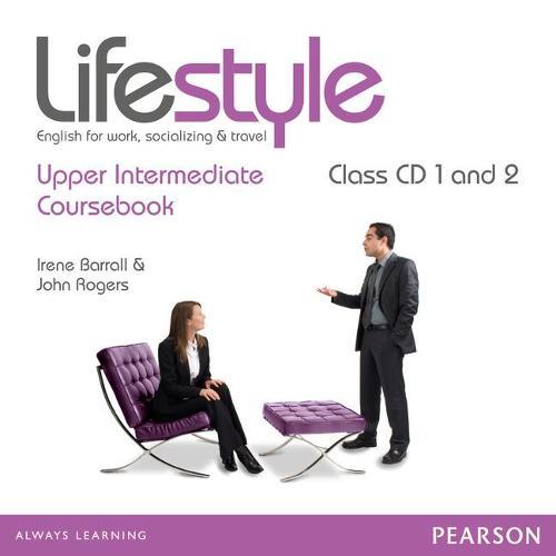 Lifestyle Upper Intermediate Class CDs - Lifestyle (CD-Audio)