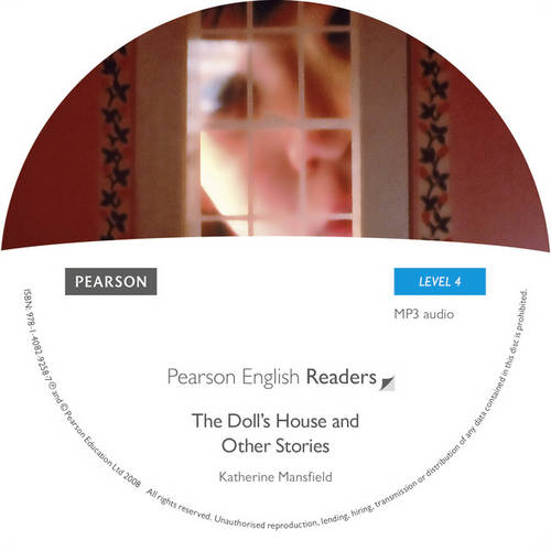 Level 4: The Doll's House and Other Stories MP3 for pack - Pearson English Graded Readers (CD-ROM)