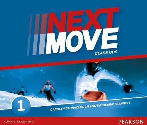 Next Move 1 Class Audio CDs - Next Move (CD-Audio)