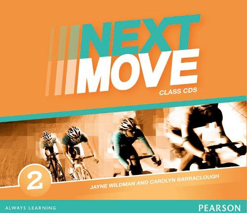 Next Move 2 Class Audio CDs - Next Move (CD-Audio)