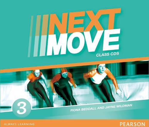 Next Move 3 Class Audio CDs - Next Move (CD-Audio)