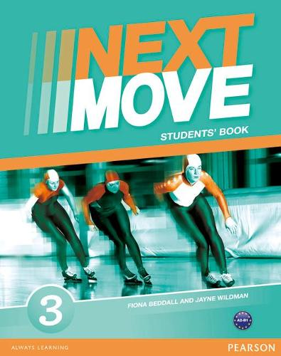 Next Move 3 Students Book - Next Move (Paperback)