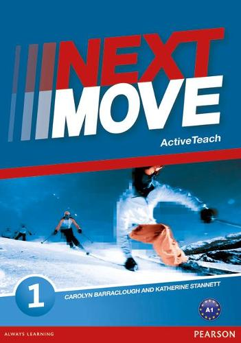 Next Move 1 Active Teach - Next Move (CD-ROM)