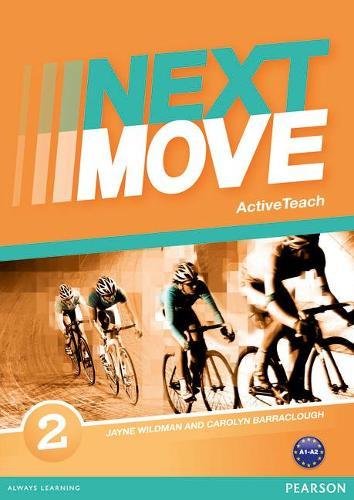 Next Move 2 Active Teach - Next Move (CD-ROM)