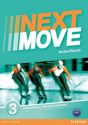 Next Move 3 Active Teach - Next Move (CD-ROM)